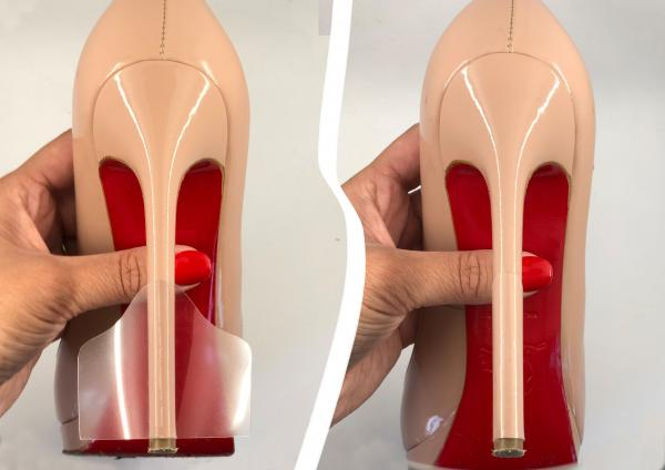 ProtectMyHeels Transparent Edition 5-Pack